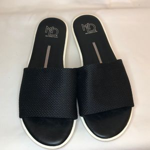 New Directions Slip On Sandals